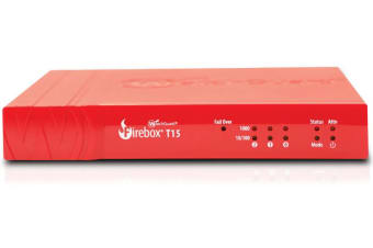 WatchGuard Firebox WGT15641-WW hardware firewall 400 Mbit/s