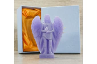 Archangel Uriel Statue Angel Figurine Salvation and Pure Love Gift Boxed 138mm