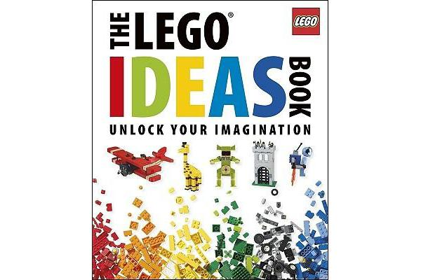The Lego Ideas Book - Unlock Your Imagination
