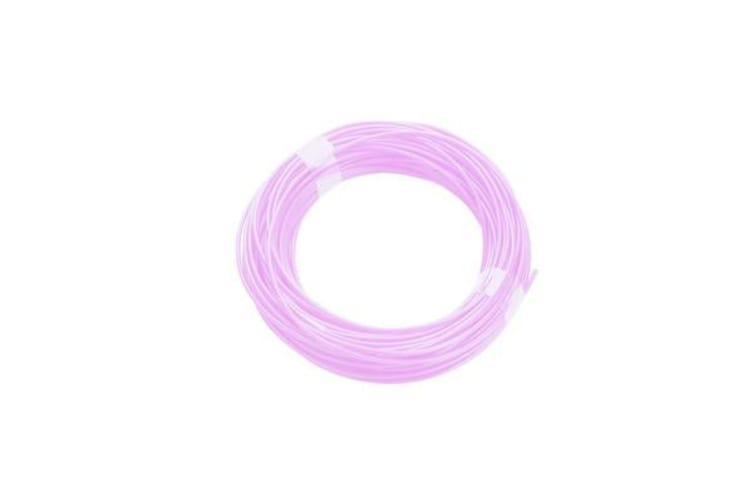 340M Pla Filament 1.75Mm For 3D Printer Pen Modeling Draw Round - Lavender