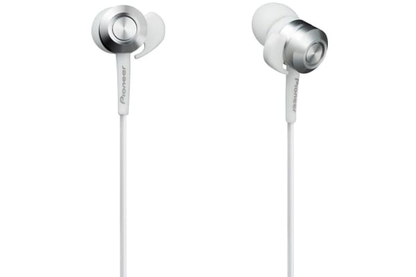 Pioneer Dynamic Flex Aluminium Headphone - Silver (SE-CLX60-S)