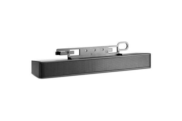 HP Sound Bar Speaker USB - Black