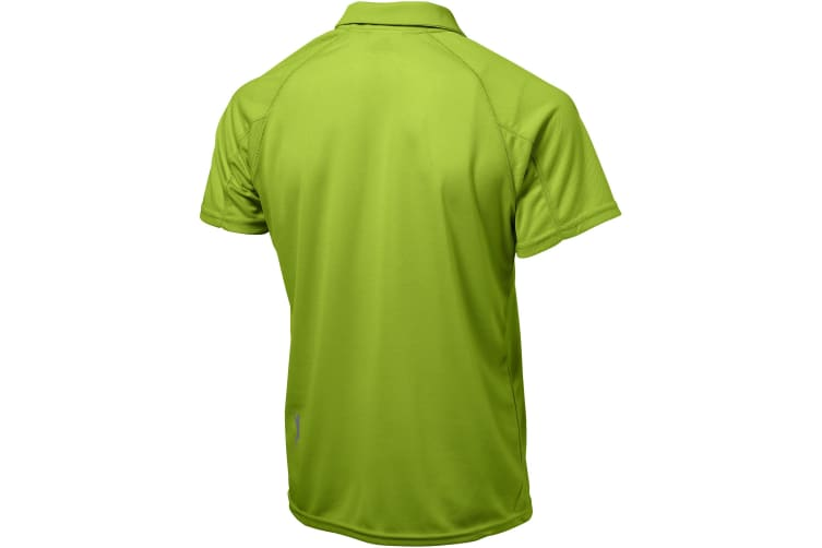 Slazenger Mens Game Short Sleeve Polo (Apple Green) (S)