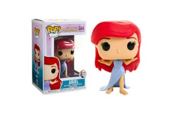 The Little Mermaid Ariel Purple Dress Pop! Vinyl