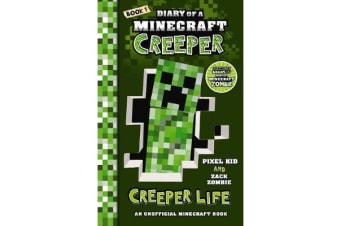 Diary of a Minecraft Creeper #1 - Creeper Life