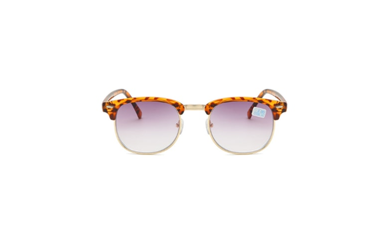 Nearsighted Shortsighted Myopia Sunglasses Glasses For Men And Women - 5 Brown 300 Degrees Myopia