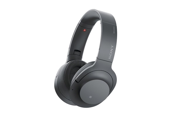 Sony h.ear on 2 Wireless Noise Cancelling Headphones - Black (WHH900NB)