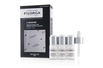 Filorga C-Recover Radiance Boosting Concentrate 3x10ml