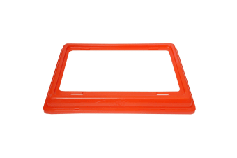 Fop Small Animal Cage Rims (Red) (One Size)