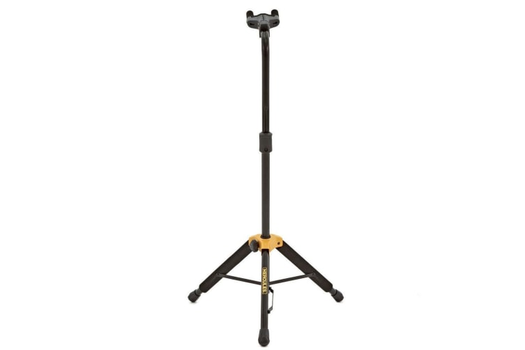 dick smith hercules auto grib guitar stand holder home theatre. Black Bedroom Furniture Sets. Home Design Ideas