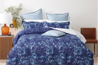 Bianca Canterbury Quilt Cover Set (Super King)
