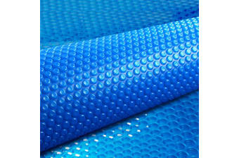 Aquabuddy 11 x 6.2m Solar Swimming Pool Cover - Blue
