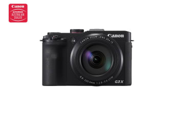 Canon PowerShot G3X Compact Digital Camera