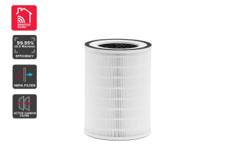 Replacement Filter for Kogan SmarterHome™ Compact Smart Air Purifier 2S (Carbon & HEPA)