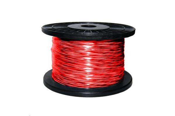 Dynamix 300m 2C 1.13mm Bare Copper  Red/Black Trace. Figure 8 Parallel Power Cable