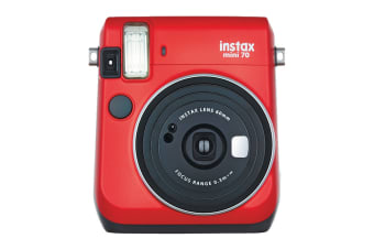 Fujifilm Instax Mini 70 (Passion Red)