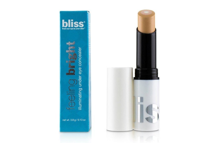 Bliss Feeling Bright Illuminating Under Eye Concealer - # Radiant Buff 3.8g