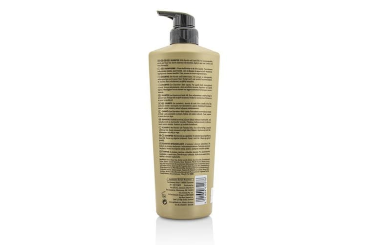 Goldwell Kerasilk Control Shampoo (For Unmanageable, Unruly and Frizzy Hair) 1000ml
