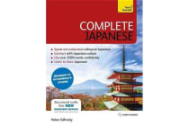 Complete Japanese Beginner to Intermediate Book and Audio Course - Learn to read, write, speak and understand a new language with Teach Yourself