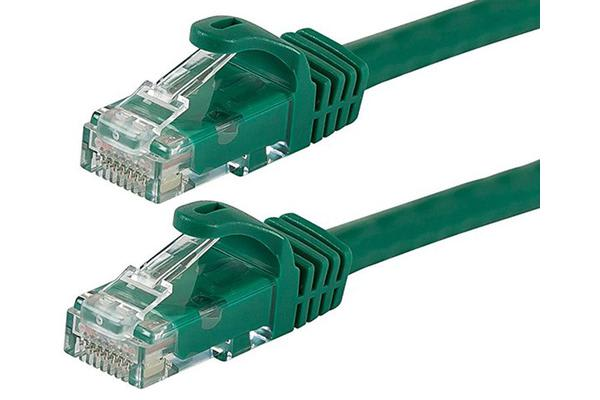 Astrotek CAT6 Cable 5m - Green Color Premium RJ45 Ethernet Network LAN UTP Patch Cord 26AWG-CCA PVC Jacket