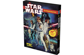 Star Wars The Roleplaying Game 30th Anniversary Ed