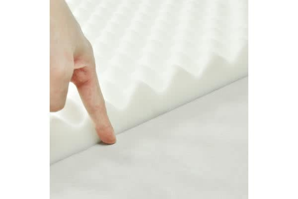 5CM Underlay Foam Egg Crate Mattress Topper Single