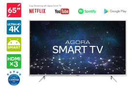 "Kogan 65"" Agora Smart 4K LED TV (Series 9 MU9000)"