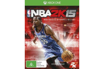 NBA 2K15 Xbox One Game - Excellent Condition