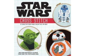 Star Wars: Cross Stitch - Star Wars: Cross Stitch