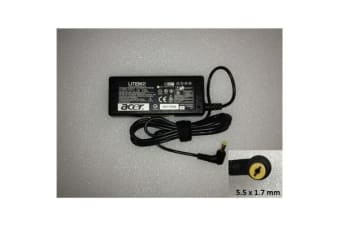 Acer OEM Notebook AC Power Adapter/Charger,19V 3 42A 65W (5 5x1 7mm)