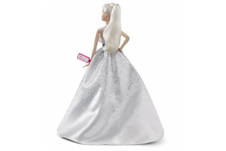Barbie 60Th Anniversary Celebration Doll