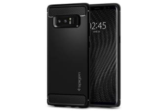 Spigen Galaxy Note 8 Rugged Armor Case Black