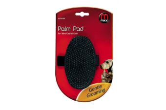 Interpet Limited Mikki Grooming Palm Pad (Black)