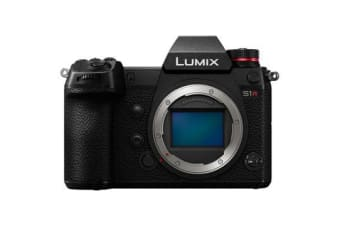 New Panasonic LUMIX DC-S1R 47MP Digital SLR Camera Body (FREE DELIVERY + 1 YEAR AU WARRANTY)