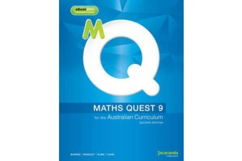 Maths Quest 9 for the Australian Curriculum 2E & eBookPLUS