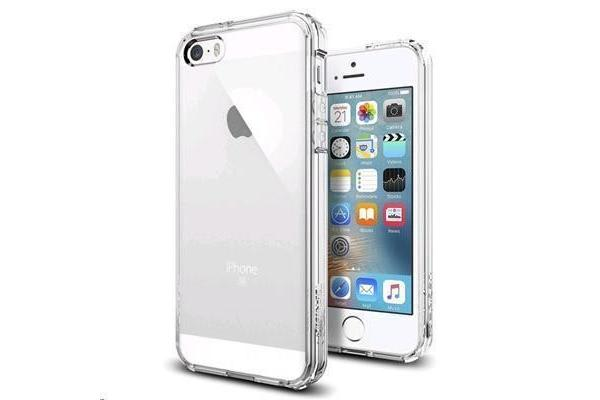 Spigen iPhone SE/5s/5 Ultra Hybrid Case Crystal Clear