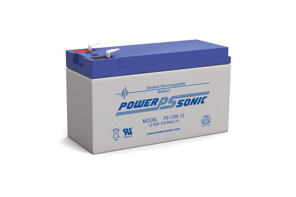 Power Sonic 12V 9A Sla Battery