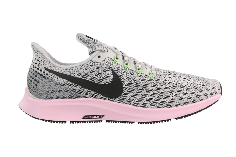 7dd292273d2e9 Nike Air Zoom Pegasus 35 (Vast Grey/Pink Foam/Lime Blast/Black, Size 6.5 US)