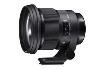 New Sigma 105mm f/1.4 DG HSM (Art) Lens (Canon) (FREE DELIVERY + 1 YEAR AU WARRANTY)