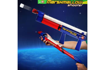Marshmallow Shooter Gun - Shoots Marsh Mallows 10 Metres!
