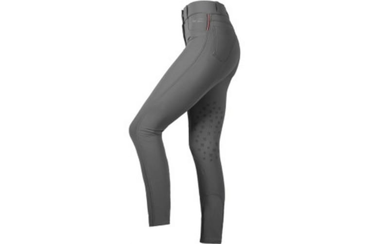 Mark Todd Womens/Ladies Marceline Breeches (Grey) (28 inches)