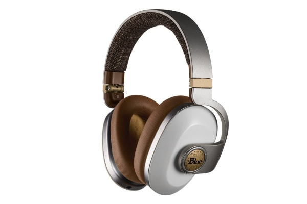 Blue Satellite Wireless ANC Premium Headphones - White (90023385)