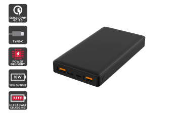 Kogan 15,000mAh 18W PD Power Bank