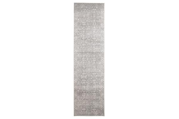 Pidgeon Grey Transitional Rug 500x80cm