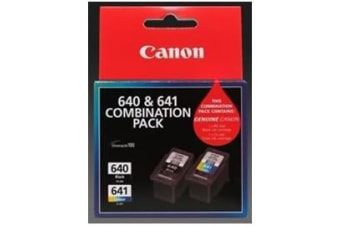 Canon PG-640 + CL-641 Original Black,Cyan,Magenta,Yellow Multipack 2 pc(s)