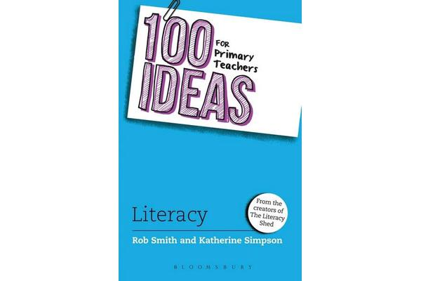 Image of 100 Ideas for Primary Teachers - Literacy