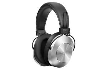 Pioneer SE-MS7BT-S Wireless Bluetooth/NFC Stereo Over-Ear Headphones/Headset/Mic