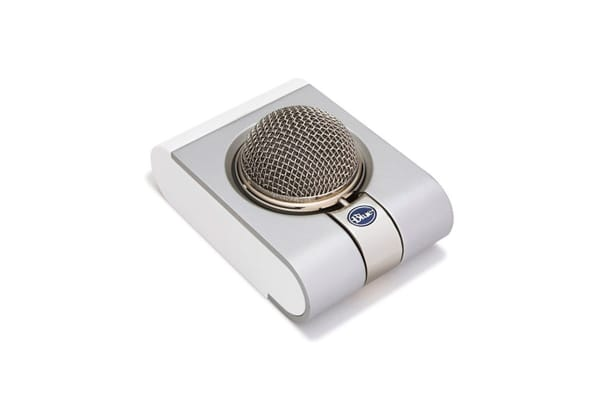 Blue Microphones Snowflake - Silver
