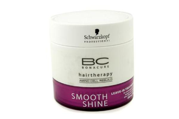 Schwarzkopf BC Smooth Shine Leave-In Treatment (For Unmanageable Hair) (200ml/6.7oz)