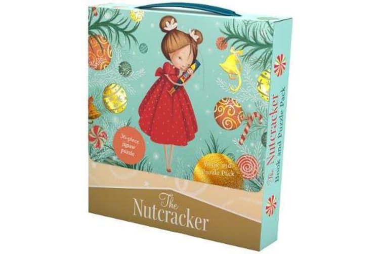 The Nutcracker Book and Puzzle Pack - 36-Piece Jigsaw Puzzle